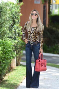 glam4you nativozza look blog fashion moda body10 Meu Look: Body Onça Onça Meu Look body Aremo Animal Print