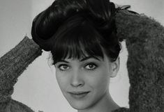 Anna Karina in Le Petit Soldat (1963) dir. Jean-Luc Godard