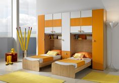 Kids Bedroom Furniture – You will Definitely Go for One Like This