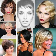 short and chic hairstyles