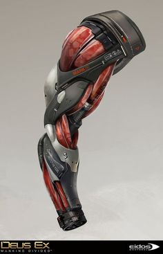 Power suit etc / Cyborg-only weapon Other existence / ArtStation – Deus Ex Mankind Divided – Marchenko Secret Arm and Hyperion gun, Bruno Gauthier Leblanc Robot Concept Art, Armor Concept, Weapon Concept Art, Biomech Tattoo, Biomechanical Tattoo, Suit Of Armor, Body Armor, Arm Armor, Armadura Sci Fi