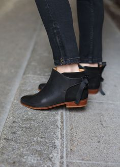 Sézane - Last Call - Low Farrow Boots