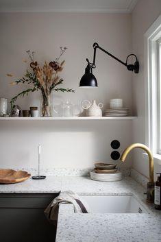 Home Decor Inspiration .Home Decor Inspiration Home Design, Küchen Design, Nordic Design, Kitchen Interior, Kitchen Decor, Kitchen Ideas, Kitchen Jars, Interior Livingroom, Interior Modern