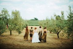 bridal - bridesmaid - Provence - wedding in Provence - wedding planner: Laura Dova Weddings - www.lauradovaweddings.com Photography by Viktoria Samoilova