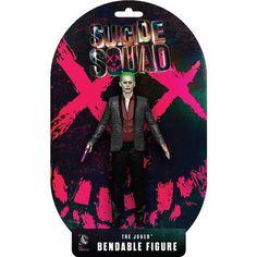 Suicide Squad The Joker Bøjelig Figur