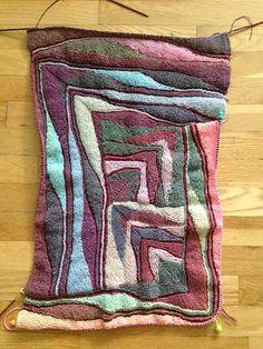 Ravelry: Knitting the Swing - Swing-Knitting