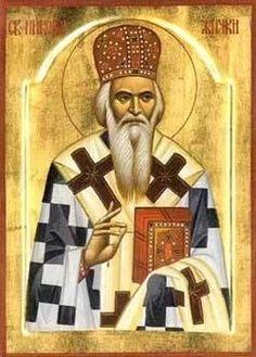 St Nikolaj (Velimirović) Žički