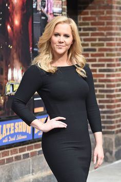"Amy Schumer Gets Real About Feminism: ""I Don't Think People Know What the Word… Amy Schumer, Dating Girls, Mein Style, Before Us, Woman Crush, Girl Crushes, Feminism, Dame, Beautiful People"