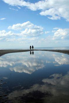 """La quiete dopo la tempesta, di A. Materni. Foto vincitrice del contest fotografico Pixtury """"Nuvole"""". Davvero un'immagine che colpisce."""