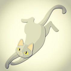 #dailydrawing #drawing #catdrawing #cat #dailydrawings #drawings #catdrawings #cats #냥그림 #냥스타그램 #캣스타그램 #catstagram #neko #고양이 #猫 #ねこ #gato #고양이그림 #instacat #하루한장#취미로고양이그리는아줌마  can't play ani-gif file ?...1day1cat2016/03/15 14:59:57