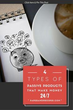 4 Types of Passive P