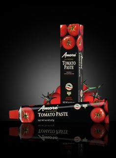 TOMATO PASTE | Amore - seriously, this stuff can fix nearly ANY dish! Best tomato paste on the market!
