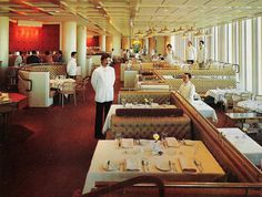 Windows on the World was a fancy restaurant on top of the World Trade Center. Have fond memories of going there with my friends instead of going to the prom. Sad that it's no longer there.