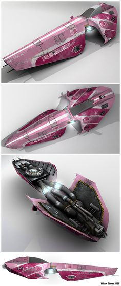Wipeout Team Icaras by ~beere