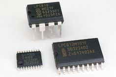LPC800 series : NXP Cortex-M0+ core MCUs
