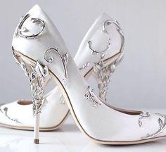 Wedding Shoe Female Feet White Wedding Shoes   Wedding Shoes White High Heel Bridal Dress Shoes