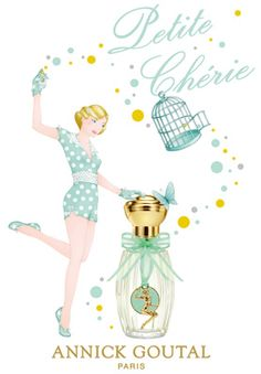Petite Chérie by Annick Goutal (© Annick Goutal)