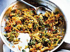 Savojkåls- och morotsragu Receptbild - Allt om Mat