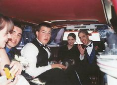 Rachel and Nick at prom class of 2000