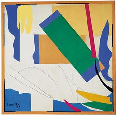 Matisse - the cut-outs
