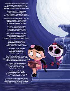 Muertoons - Rosita & Conchita grief poem