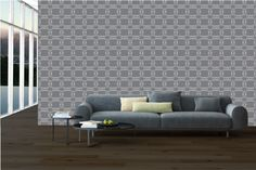 Horn Harmony - Wallpaper from Contemporary Wallcovering - design by Rene Veldsman www.contemporarywallcovering.com