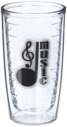 Tervis Tumbler 16-Ounce Music with Notes