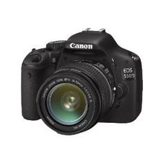 My new Big Baby Girl!! Canon 550D
