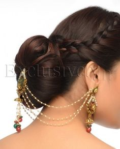 Hair Tikka plus Earrings