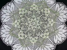 Doily  finished view 2