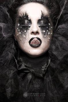 Beauty DARK Tears of Diamond  by ~Tinebra