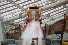 New Poconos Indoor Water Park Aquatopia Opens at Camelback Mountain Resort