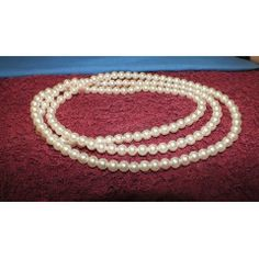 Stunning Faux White Pearl Necklaces in the Necklaces & Pendants category was listed for on 8 Jul at by amazingfindz in Nelspruit White Pearl Necklace, Pearl Necklaces, Pearl White, Pendant Necklace, Jewelery, Pendants, Pearls, Jewlery, Jewels