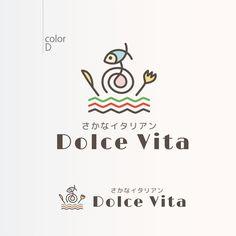 お魚イタリアンのロゴ