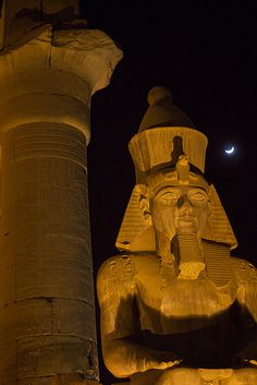 Temple of Luxor , Egypt