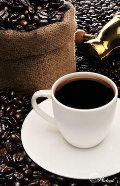 Photograph coffee by Waleed Bin Talip on Real Coffee, I Love Coffee, Coffee Break, My Coffee, Coffee Time, Coffee Cups, Coffee Maker, Brown Coffee, Black Coffee