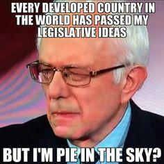 Vote Bernie Sanders for President! FeelTheBern.org berniesanders.com ilikeberniebut.com sanders.senate.gov Voteforbernie.org vote.berniesanders.com isidewith.com #WeAreBernie