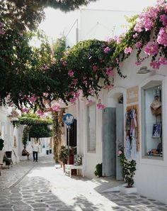 Paroikia-Paros-Greece
