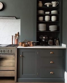 """83 Likes, 4 Comments - @fayola_decor on Instagram: """"Morning all, my Monday morning kitchen inspiration is from @devolkitchens spotted on @looptheloopuk…"""""""