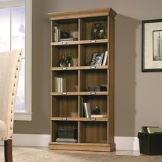 Barrister Vertical Bookcase