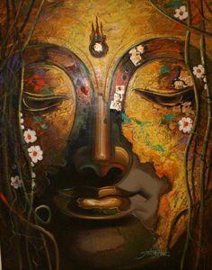 The no-mind not-thinks no-thoughts about no-things buddha Buddha Zen, Buddha Buddhism, Buddhist Art, Buddha Wisdom, Buddhist Teachings, Ganesha, Namaste, Chakra, Buddhist Philosophy