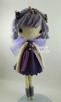 Fairy Maya 13Amigurumi Doll Crochet Pattern by CarmenRent on Etsy