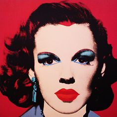 Andy Warhol | Judy Garland More At FOSTERGINGER @ Pinterest