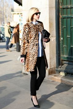 TREND ALERT: Coat Tails - Jenni SellanStylehunter.com