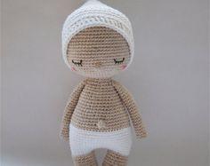 Mini Amelie patrón de ganchillo por Amour Fou por AmourFouCrochet