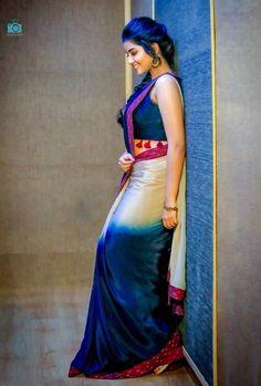 Anupama Parameswaran Actress Photos Stills Gallery Best Photo Poses, Girl Photo Poses, Girl Poses, Photo Shoot, Beautiful Girl Indian, Most Beautiful Indian Actress, Beautiful Saree, Indian Photoshoot, Saree Photoshoot