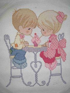 Please look around at the selection of counted cross stitch patterns. Description from stopatternov.com. I searched for this on bing.com/images
