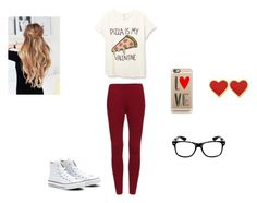 Untitled #3 by missyt123 on Polyvore featuring polyvore, fashion, style, Casetify, Converse and clothing