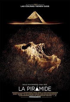 cover maniak!: La Piramide (2014)