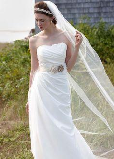 David's Bridal $350